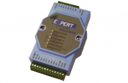 Modbus RTU / TCPIP