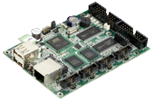 Industrial Linux-ready ARM9 Single Board Computer